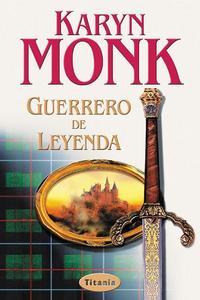 Libro GUERRERO DE LEYENDA