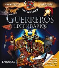 Libro GUERREROS LEGENDARIOS