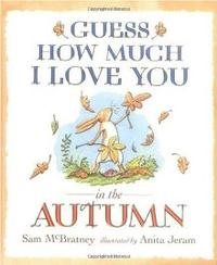 Libro GUESS HOW MUCH I LOVE YOU IN THE AUTUMN