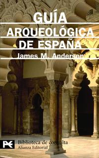 Libro GUIA ARQUEOLOGICA DE ESPAÑA