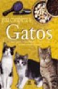 Libro GUIA COMPLETA DE GATOS