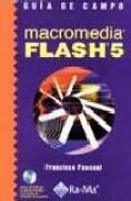 Libro GUIA DE CAMPO DE FLASH 5