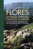 Libro GUIA DE CAMPO DE LAS FLORES DE ESPAÑA, PORTUGAL Y SUDOESTE DE FRA NCIA