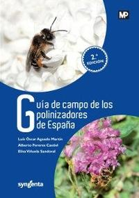 Libro GUIA DE CAMPO DE LOS POLINIZADORES DE ESPAÑA