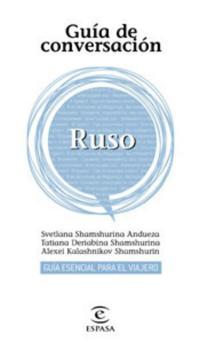 Libro GUIA DE CONVERSACION RUSO
