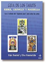 Libro GUIA DE INTERPRETACION DE LOS TAROTS RIDER, CROWLEY
