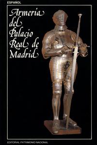 Libro GUIA DE LA ARMERIA DEL PALACIO REAL DE MADRID