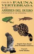 Libro GUIA DE LA FAUNA VERTEBRADA DE LOS ARRIBES DEL DUERO Y SU ENTORNO