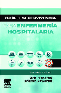 Libro GUIA DE SUPERVIVENCIA PARA ENFERMERIA HOSPITALARIA
