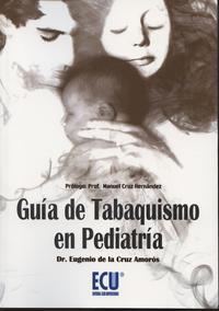 Libro GUIA DE TABAQUISMO EN PEDIATRIA