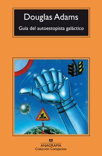 Libro GUIA DEL AUTOESTOPISTA GALACTICO