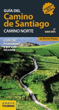 Libro GUIA DEL CAMINO DE SANTIAGO 2016. CAMINO NORTE