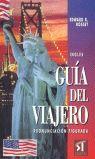 Libro GUIA DEL VIAJERO INGLES
