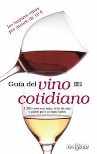 Libro GUIA DEL VINO COTIDIANO 2011-2012