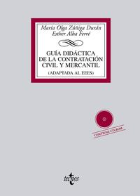 Libro GUIA DIDACTICA DE LA CONTRATACION CIVIL Y MERCANTIL