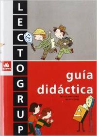 Libro GUIA DIDACTICA LECTOGRUP