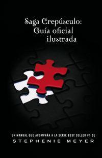Libro GUIA FANS CREPUSCULO
