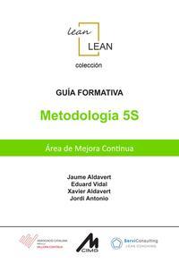 Libro GUIA FORMATIVA METODOLOGIA 5S