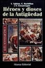 Libro GUIA ICONOGRAFICA DE LOS HEROES Y DIOSES DE LA ANTIGÜEDAD