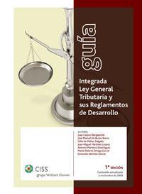 Libro GUIA INTEGRADA LEY GENERAL TRIBUTARIA Y SUS REGLAMENTOS DE DESARR OLLO