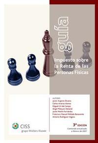 Libro GUIA IRPF: GUIA IMPUESTO SOBRE LA RENTA DE LAS PERSONAS FISICAS