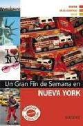 Libro GUIA NUEVA YORK 2011: FIN DE SEMANA