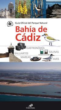 Libro GUIA OFICIAL DEL PARQUE NATURAL BAHIA DE CADIZ