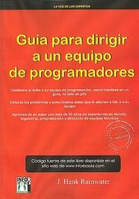 Libro GUIA PARA DIRIGIR A UN EQUIPO DE PROGRAMADORES