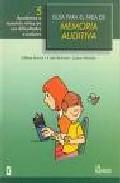 Libro GUIA PARA EL AREA DE MEMORIA AUDITIVA 5