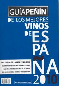 Libro GUIA PEÑIN DE LOS MEJORES VINOS DE ESPAÑA 2010