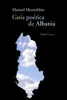 Libro GUIA POETICA DE ALBANIA