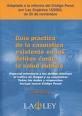 Libro GUIA PRACTICA DE LA CASUISTICA EXISTENTE EN LOS DELITOS CONTRA LA SALUD PUBLICA