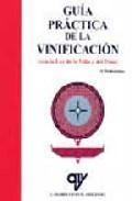 Libro GUIA PRACTICA DE LA VINIFICACION