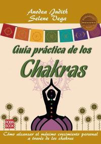 Libro GUIA PRACTICA DE LOS CHAKRAS
