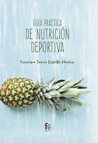 Libro GUIA PRACTICA DE NUTRICION DEPORTIVA