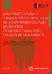 Libro GUIA PRACTICA PARA LA PLANIFICACION PRESUPUESTARIA DE LAS ENTIDAD ES LOCALES: DIAGNOSTICO ECONOMICO