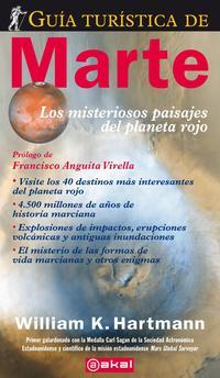 Libro GUIA TURISTICA DE MARTE