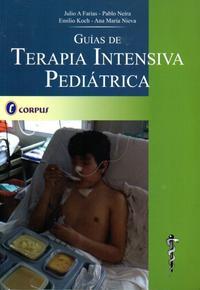 Libro GUIAS DE TERAPIA INTENSIVA PEDIATRICA