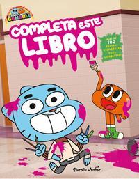 Libro GUMBALL: COMPLETA ESTE LIBRO