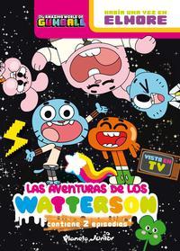 Libro GUMBALL: LAS AVENTURAS DE LOS WATTERSONS