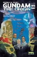 Libro GUNDAM THE ORIGIN 14