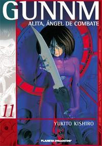 Libro GUNMM-ALITA A.DE COMBATE Nº 11/12