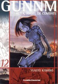 Libro GUNMM-ALITA A.DE COMBATE Nº 12/12