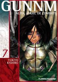 Libro GUNMM-ALITA A.DE COMBATE Nº 7/12