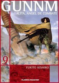 Libro GUNMM-ALITA A.DE COMBATE Nº 9/12