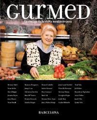 Libro GURMED: LA COCINA DE LA DIETA MEDITERRANEA