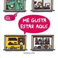 Libro GUS: ME GUSTA ESTAR AQUI