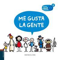 Libro GUS: ME GUSTA LA GENTE