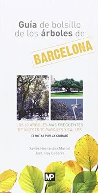 Libro GUÍA DE BOLSILLO DE LOS ÁRBOLES DE BARCELONA