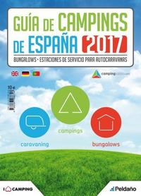 Libro GUÍA DE CAMPINGS 2017 DE ESPAÑA
